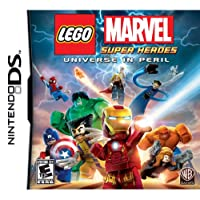 Lego Marvel Super Heroes: Universe in Peril - Nintendo DS from Warner Home Video - Games