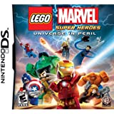 Lego: Marvel Super Heroes - Universe In Peril - Nintendo DS