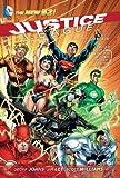 Image of Justice League Vol. 1: Origin (The New 52)