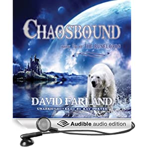 Chaosbound: The Eighth Book of the Runelords (Unabridged)
