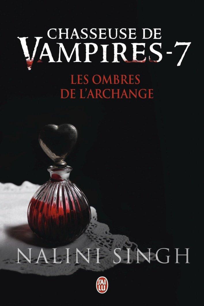 Chasseuse de Vampires, Tome 7 : Les ombres de l'archange 61n8hKYVkkL