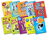 Ian Whybrow Books for Boys Collection, 8 Books, RRP £39.90 (Robin Hood's Best Shot; A Footballer Called Flip; There's a Spell up my Nose; Aliens Stole My Dog; The Boy Who Had (Nearly) Everything; Alex, the Walking Accident; Boy Racer; Through the Cat-Fl