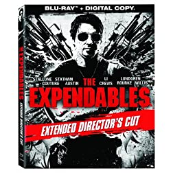 The Expendables (Extended Director's Cut) [Blu-ray]