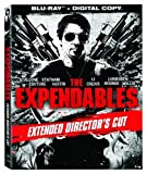 The Expendables (Extended Directors Cut) [Blu-ray]