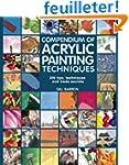 Compendium of Acrylic Painting Techni...