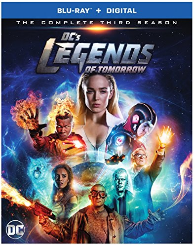 Blu-ray : Dc's Legends Of Tomorrow: The Complete Third Season (dc) (3 Pack, Digital Copy, 3PC)