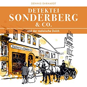 Sonderberg & Co. und der malaiische Dolch (Sonderberg & Co. 4) Hörspiel