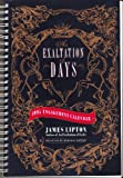 An Exaltation of Days 1995 Engagement Calendar (0679752234) by Lipton, James