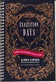 An Exaltation of Days 1995 Engagement Calendar (0679752234) by Lipton, James