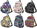 Ladies Womens Girls Boys Backpack Ruc...