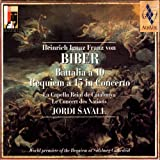 Biber: Battalia À 10 / Requiem À 15 In Concerto