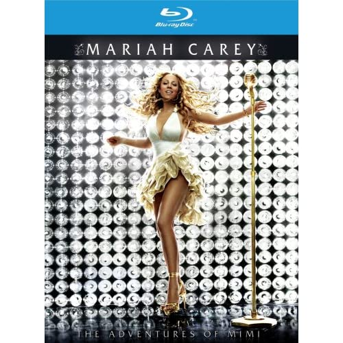 Mariah Carey: The Adventures Of Mimi (Sanaa Hamri) [2008 г., Pop, Blu-Ray]