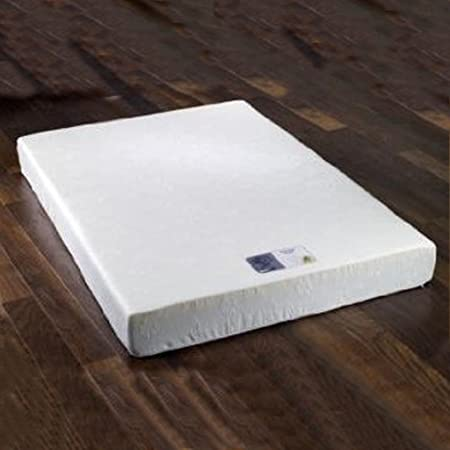 Hf4You 12 Inch - 4Ft Memory Foam Mattress + 2 Free Pillows
