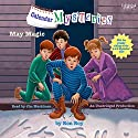May Magic: Calendar Mysteries, Book 5 Audiobook by Ron Roy Narrated by Jim Meskimen