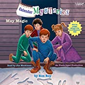 May Magic: Calendar Mysteries, Book 5 | Ron Roy