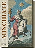 Minchiate Florentine Tarot Ex188: 97 full colour cards (Tarot Deck Ex 188)