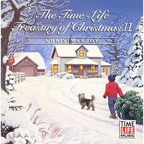 The Time-Life Treasury of Christmas II -  Christmas Joy (Irish Dreams Ii compare prices)