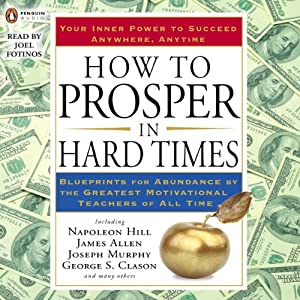 How to Prosper in Hard Times | [Napoleon Hill]