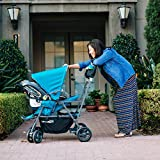 Joovy-Caboose-Ultralight-Graphite-Stroller-Black