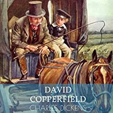 David Copperfield Audiobook by Charles Dickens Narrated by Tadhg Hynes