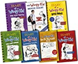 Diary of a Wimpy Kid Collection 7 Books Set Pack by Jeff Kinney RRP: £54.93 (Wimpy Kid) (Diary of a Wimpy Kid, Rodrick Rules, The Last Straw, Do-It-Yourself Book, Dog Days, The Ugly Truth, Cabin Fever) Jeff Kinney
