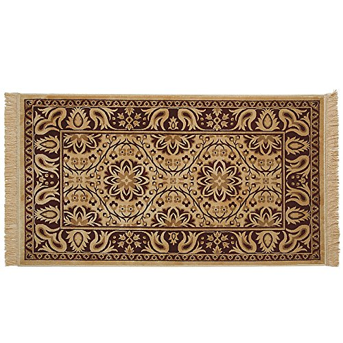 Darby Low-Profile Rug-6' x 9' - Beige
