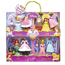 Disney Princess Favorite Moments 4-Pack Giftset