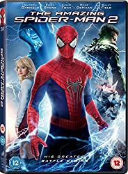 The Amazing Spider-Man 2 [DVD] [2014]