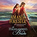 The Highlander's Bride (       UNABRIDGED) by Amanda Forester Narrated by Mary Jane Wells