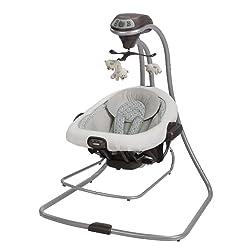 hybrid baby swing