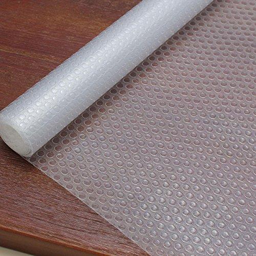 1 Piece Beautiful, Useful and Multipurpose FULL LENGTH 5 METER Anti Slip grip Mat, non slip liner, Skid Resistant Mat - For Fridge, Bathroom, Kitchen, at amazon