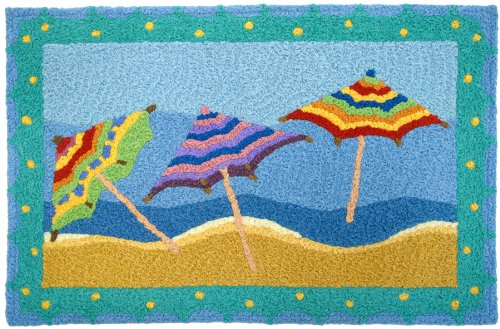 Indoor-Outdoor-Machine-Washable-Rug-Beach-Umbrellas-21-X-33