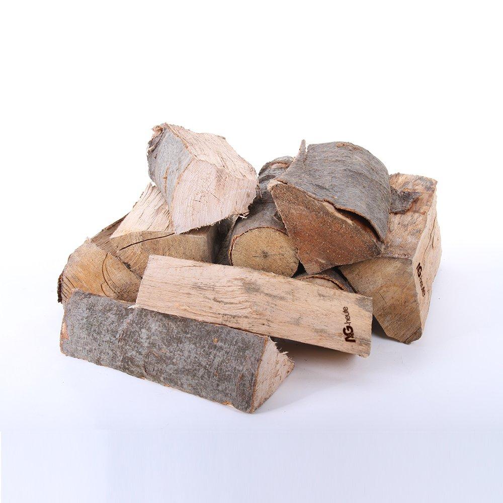 300Kg 25cm A&Gheute® Brennholz Kaminholz Grillholz Feuerholz Buche trocken ofenfertig von A&Gheute®  Bewertungen
