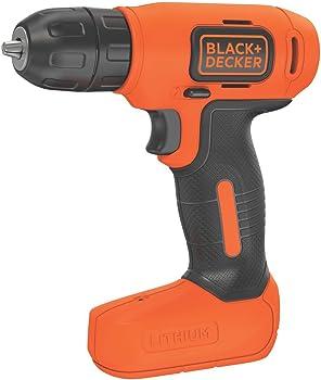 Black & Decker 8V MAX Lithium Drill