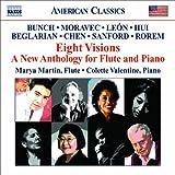 エイト・ヴィジョンズ~フルートとピアノのための現代作品集