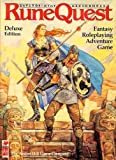 img - for Runequest Fantasy Roleplaying Adventure Game Deluxe Edition (3rd Edition, Book Only) book / textbook / text book