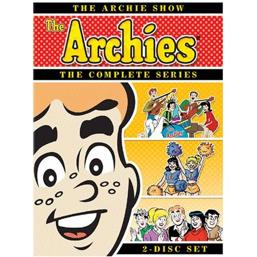 Cartoon Central: The Archie Show 61nAbE24wWL._SS500_