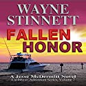 Fallen Honor - A Jesse McDermitt Novel: Caribbean Adventure Series, Book 7 Audiobook by Wayne Stinnett Narrated by Nick Sullivan