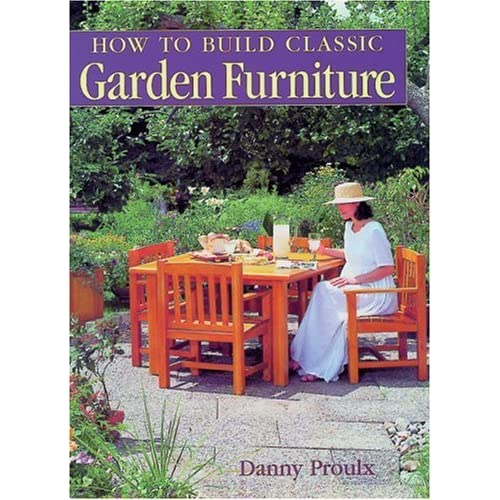 How to Build Classic Garden Furniture online bestellen