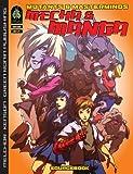 Mutants & Masterminds: Mecha & Manga