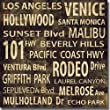 L.A. by Luke Wilson Premium Oversize Gallery Wrapped Canvas Giclee Art (Ready to Hang)