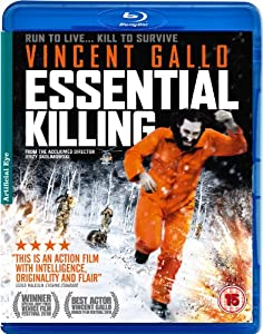 Essential Killing [Blu-ray]