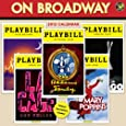 On Broadway! Calendars