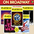 Playbill on Broadway 2012 Calendar