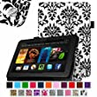 "Fintie Amazon All- Kindle Fire HDX 7 Folio Case Cover - Auto Sleep/Wake (will only fit Kindle Fire HDX 7"" 2013)"