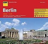 ADAC AutofahrerAtlas Berlin 1:14 000 (ADAC Stadtatlanten)