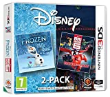 Cheapest Disney FrozenBig Hero 6 3DS Double Pack on Nintendo 3DS