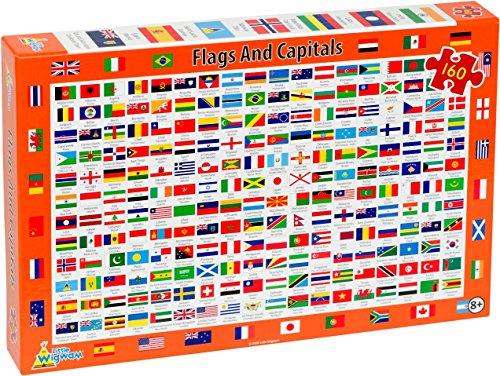 wigwam-puzzle-160-pieces-drapeaux-et-capitales-anglais