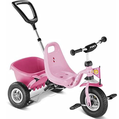 Puky CAT 1 L - Tricycle - rose 2018 tricycle bebe