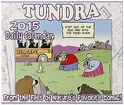 Tundra 2015 Daily Boxed Calendar